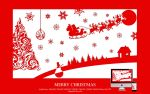 Merry Christmas wallPAPER STYLE 2011 by princepal