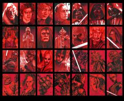 Topps Star Wars GALACTIC FILES Batch 5 by MJasonReed