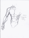 Exaggerated Muscle Mapping Male (Ref) by SaintOfTheDragons