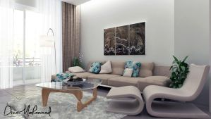 Private Apartment by dinamohammad