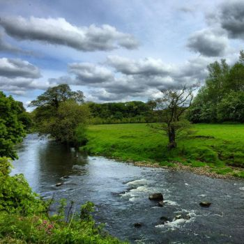 River Calder by day-seriani