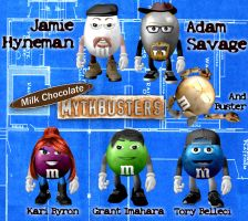 Milk Chocolate Mythbusters by Minor-Interest