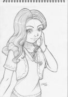 My Version Of Human Rarity (Sketch) by zulan477