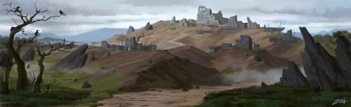 Justice hill by Zoriy