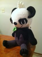 Pancham Crochet Plush (with pattern) by Ookamichan423
