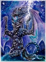 ACEO_Aishila by Kyuubreon