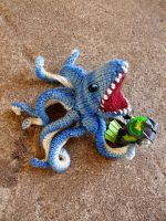 SHARKTOPUS by pixieface
