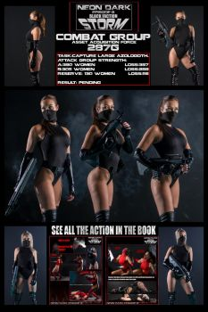 BLACK FACTION STORM PREVIEW. by Blacklaceinc