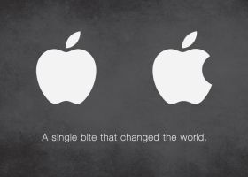 Tribute for Steve Jobs by crossatto