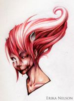 Lucy::Sin by EtherealEdged