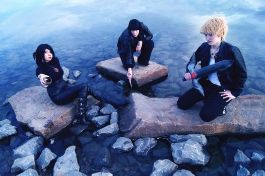 The Mortal Instruments by Rina-Hatakeda