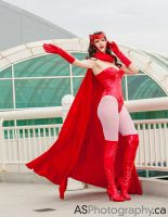 Scarlet Witch by gillykins