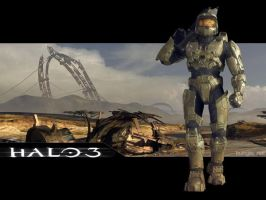 Halo 3 by ForbidenLovers
