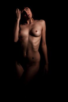 Artistic Nude 1 by ModelCass