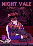 [fanart] community radio postcard by housewife-daily