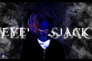 Eyeless Jack Wallpaper: A Mess by DaReckless