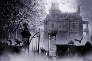 Haunted House 2016 by nudagimo