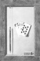 Five Card Draw by golfiscool