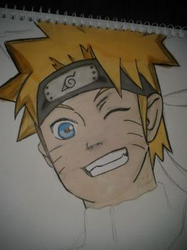 Naruto (Not completed) by jadachu