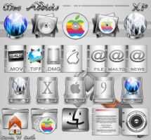 Mac Addicts Xi by Steve-Smith
