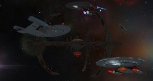 DS9 by PUFFINSTUDIOS