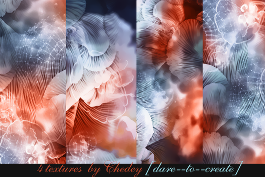 4 textures by Chedey by Chedey111