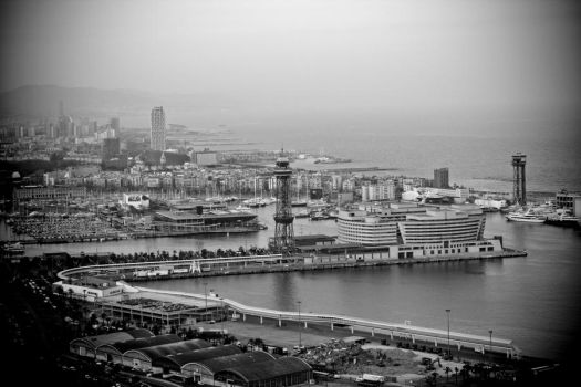 Barca 2 by Jh2