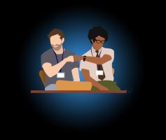 IT Crowd Updated by surlana