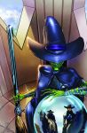 Legend of Oz: Wicked West by FlashColorist