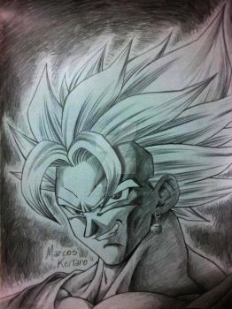 Vegetto by rosan-mate