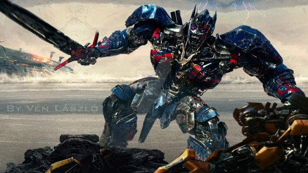 #transformers5 | Explore transformers5 on DeviantArt Bumblebee Vs Megatron