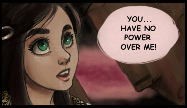Labyrinth Dreams page 1 preview by oasiswinds