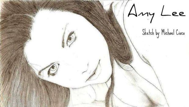 my amy lee by michael1921