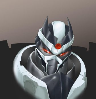 TFP Barricade by darthneko