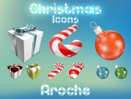 Christmas Icons by aroche