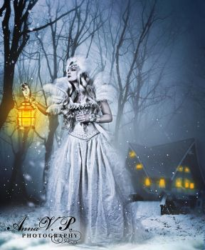 Snow Queen by Annaweb