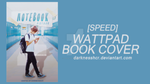 [TUTORIAL] Wattpad Book Cover 4 by darknesshcr