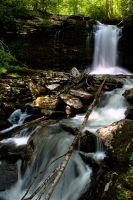 Middle Falls II by Logicalx