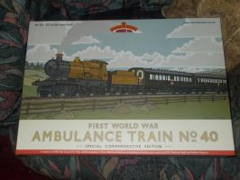 Ambulance train boxed by FFDP-Neko