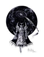 Exdeath: Open the Void by Nick-Ian