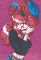Spider-Man and Mary Jane by RobertMacQuarrie1 on DeviantArt