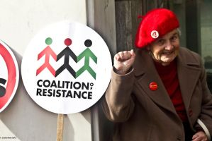 Coaltion Resistance - 1. by LouHartphotography