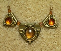Ancient Charm Focal Bead Set by Sweet2Spicy
