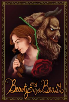 Beauty and the Beast by SlytherinSeveruSnape