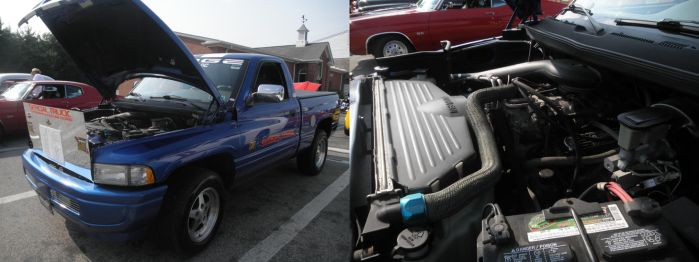 1996 Dodge Ram Indianapolis 500 Pace Truck. by coolmanjms