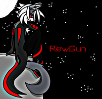 Rewgun the Wolf by ShadoweyTemptation
