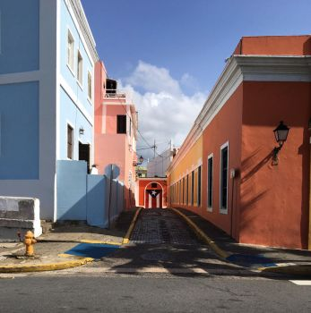 Puerto Rico by JNS0316