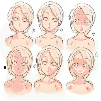 Face Shading by ManiacPaint