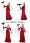 Faestock exclusive  pack Raven1 by faestock