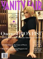 Nina Williams - cover.girl#01 by blondebombmag